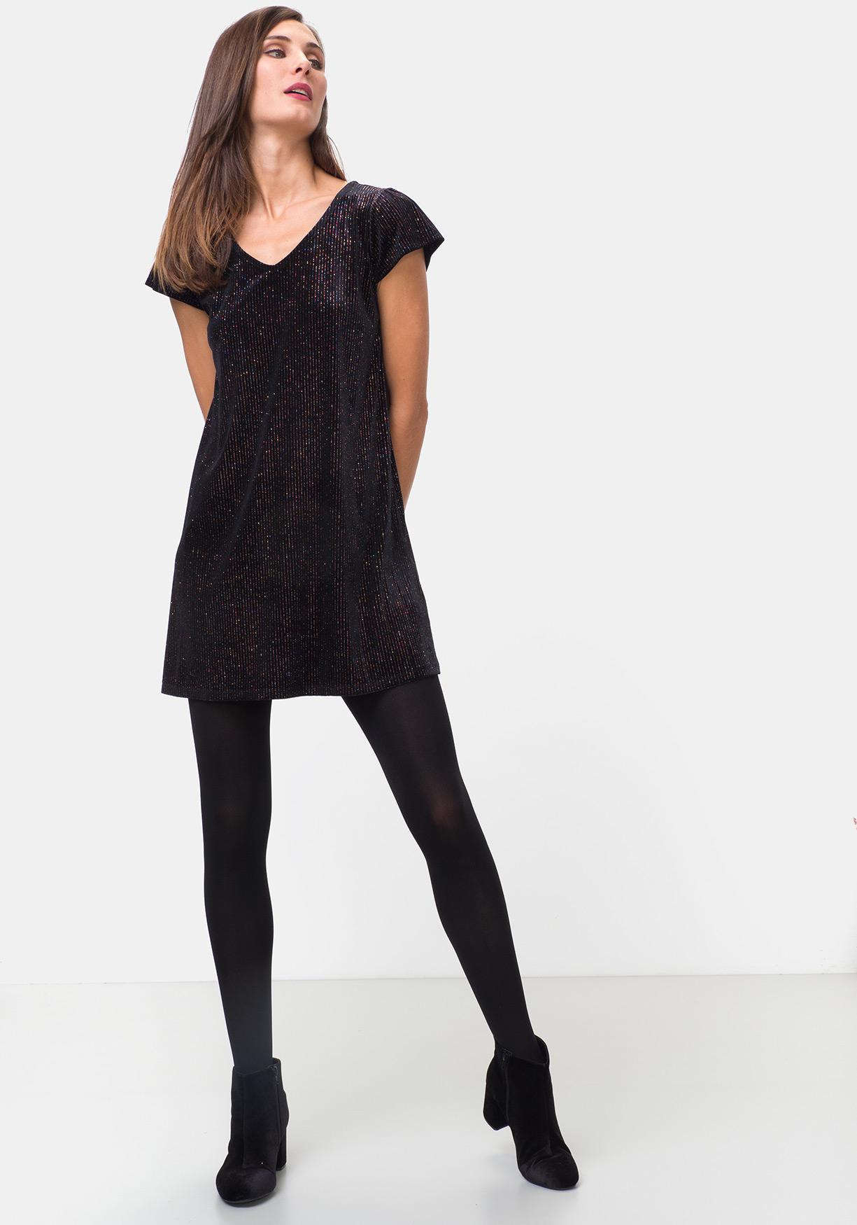 fe0b2c94 Comprar Vestido corto con rayas TEX. ¡Aprovéchate de nuestros ...
