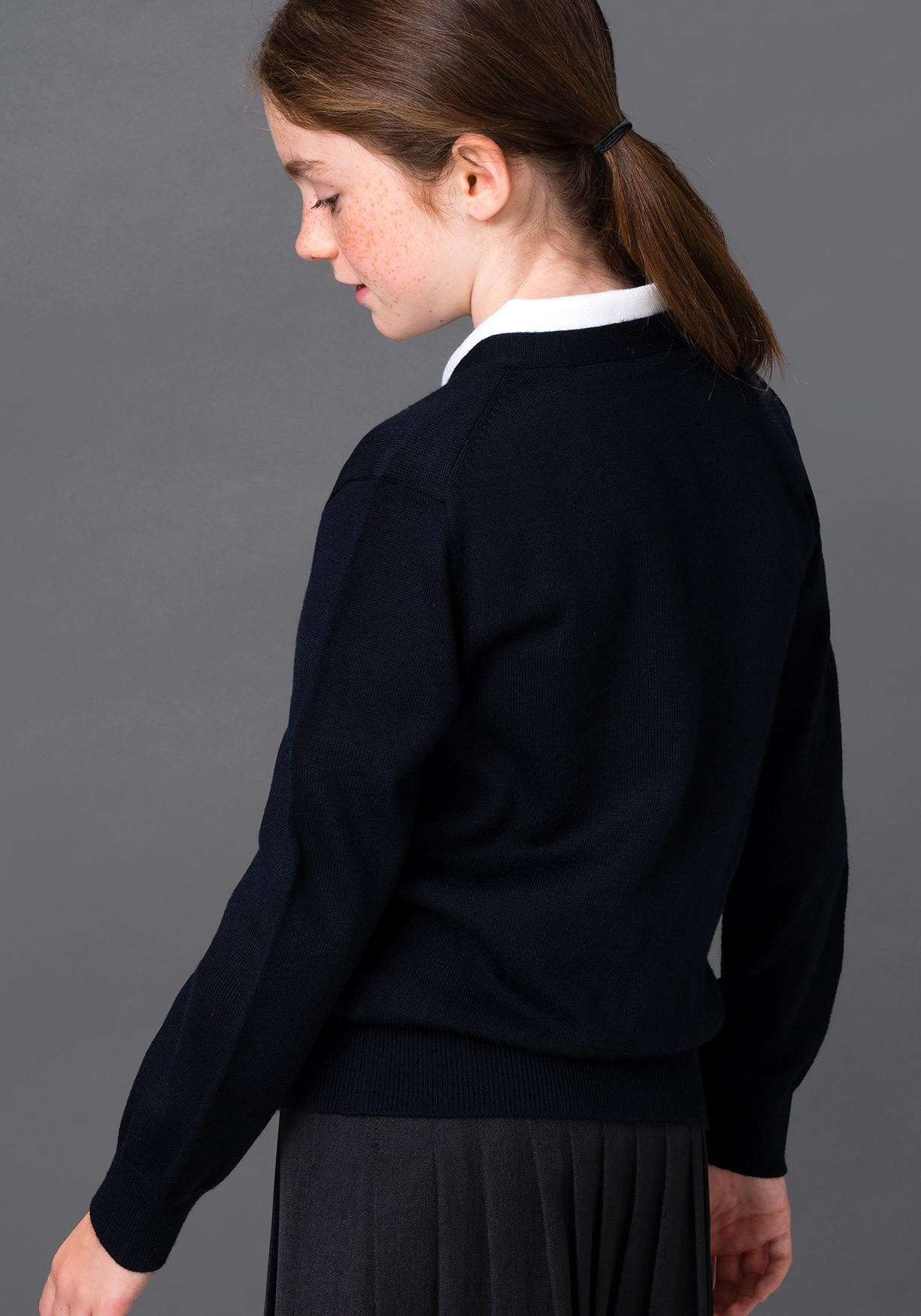 Comprar Chaqueta de lana unisex para uniforme (tallas 3 a 16 años ... fe9770215390