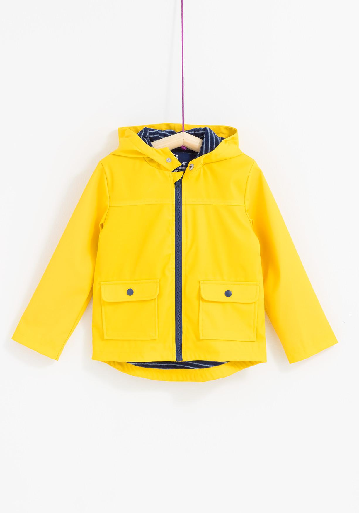 Parka impermeable TEX