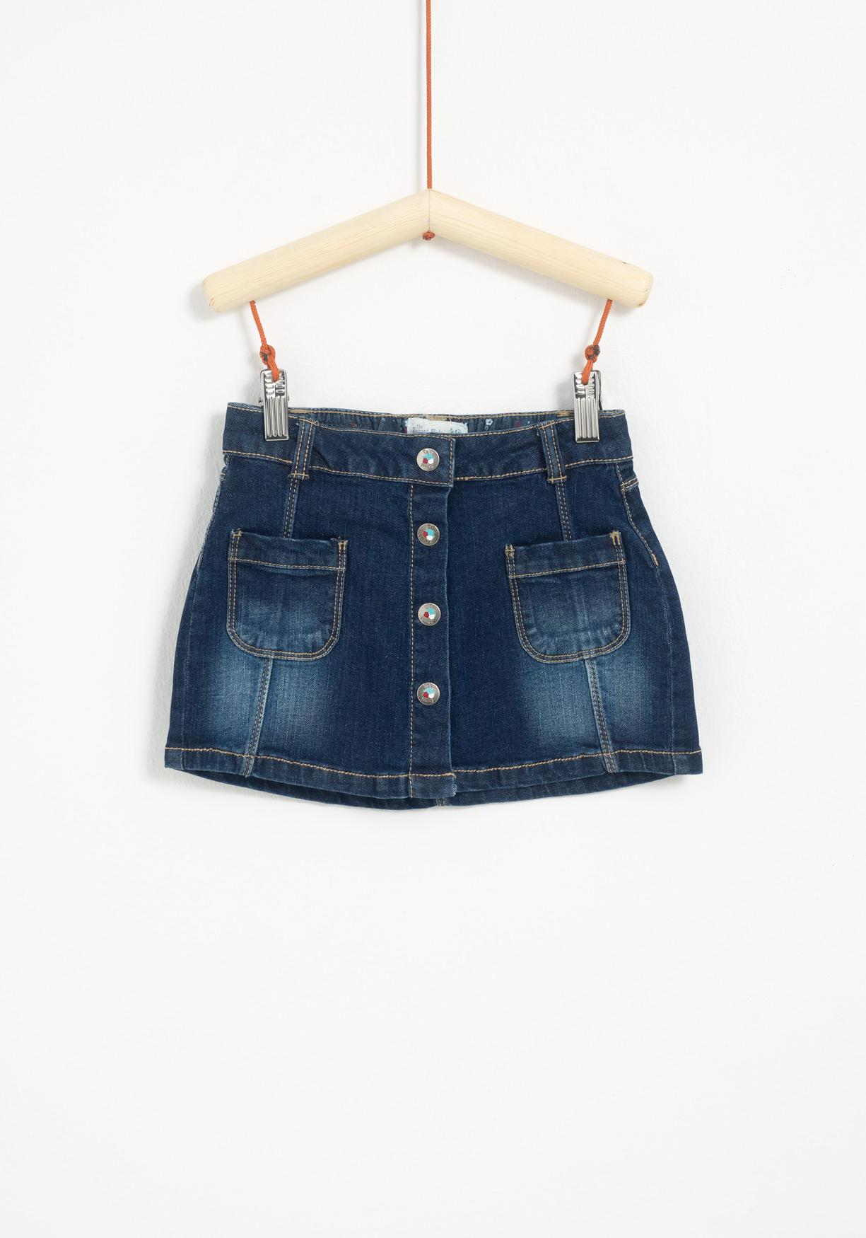 Falda denim TEX