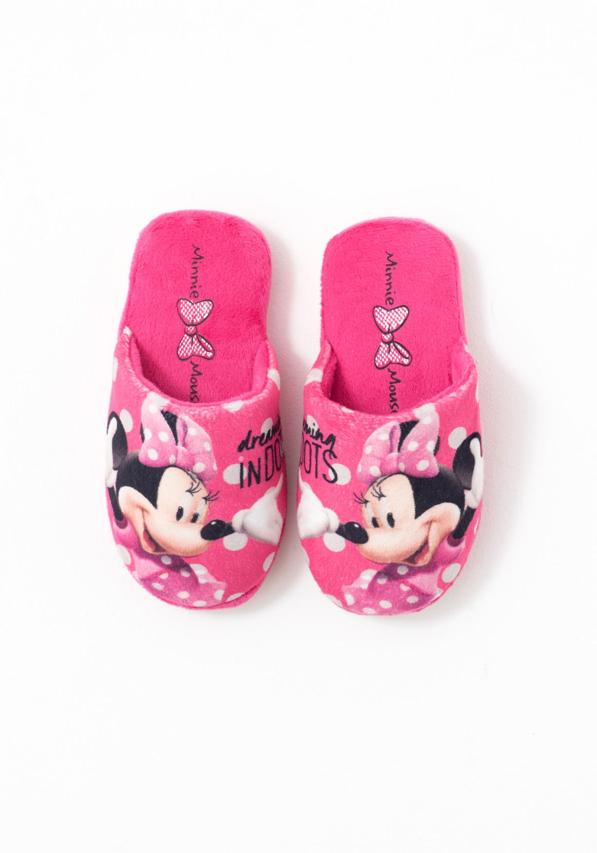 8e595224a59a1 Comprar Zapatillas de estar por casa Minnie de DISNEY (Tallas 28 a ...