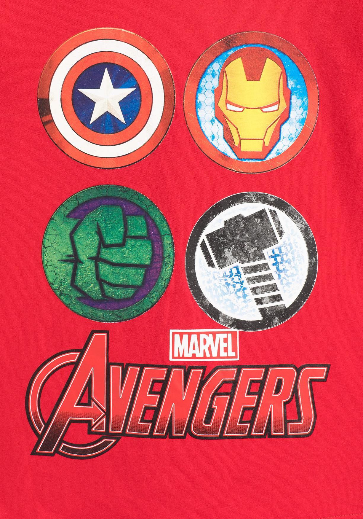 Camiseta manga larga MARVEL