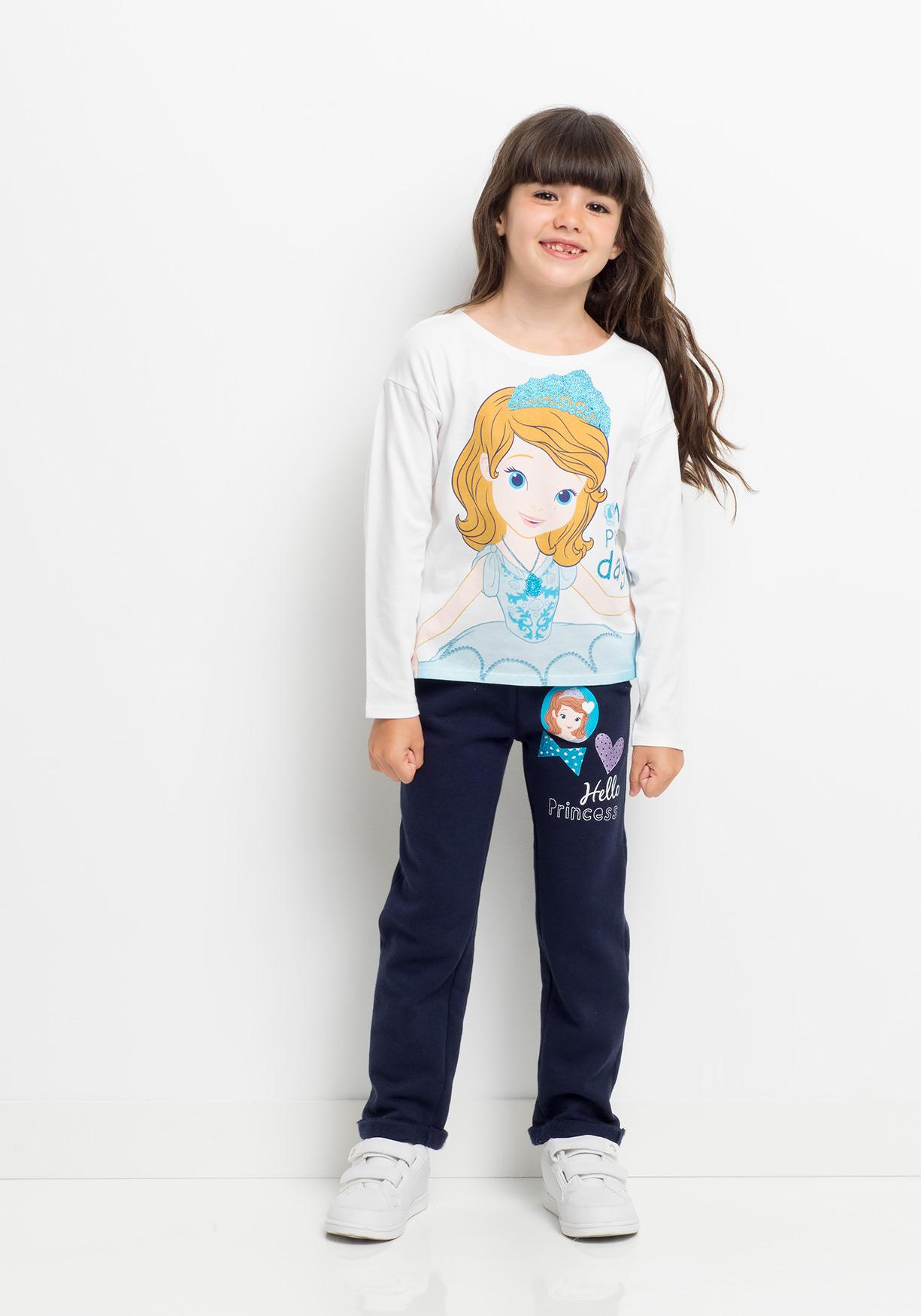 Camiseta manga larga DISNEY