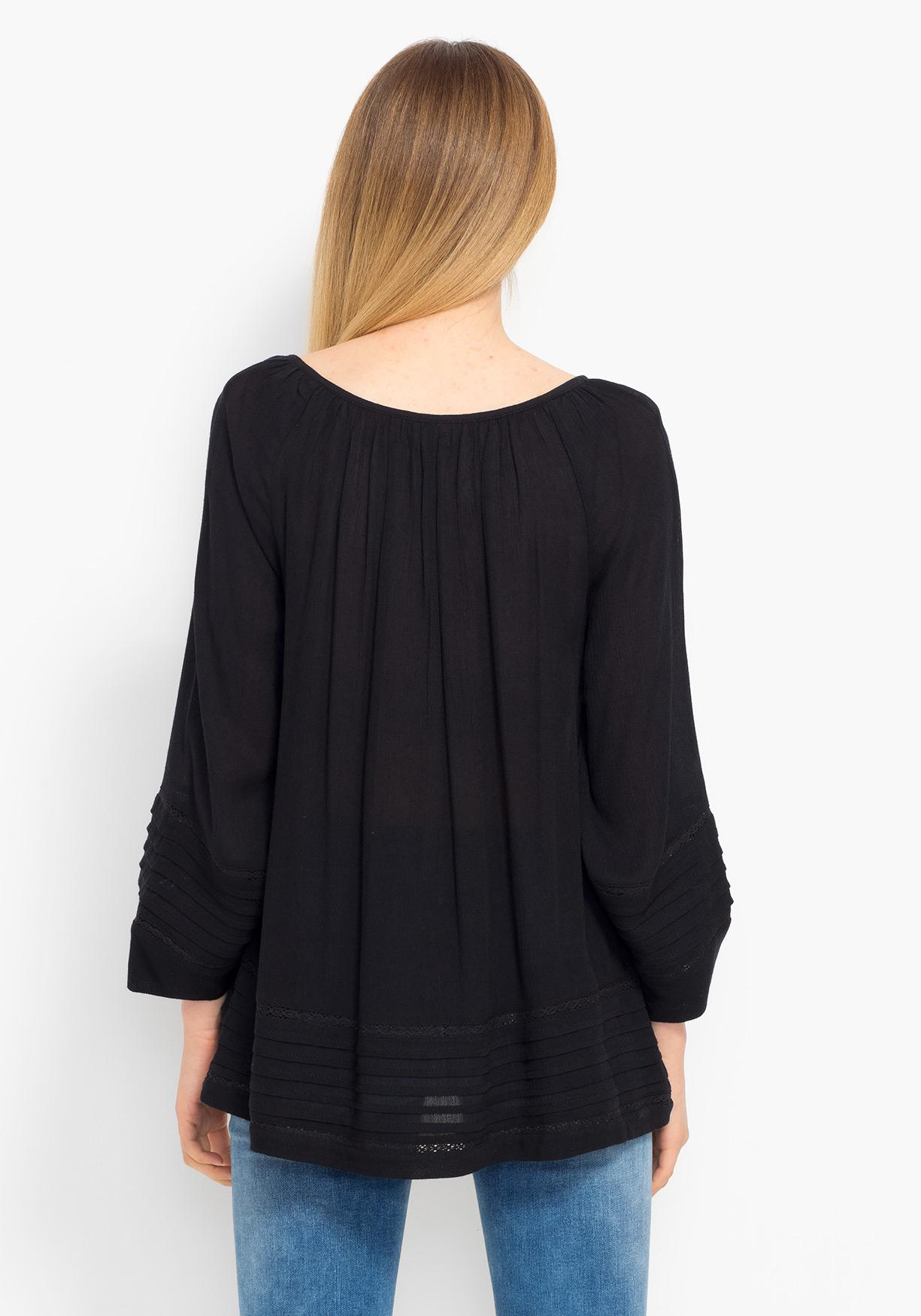 Blusa manga larga TEX