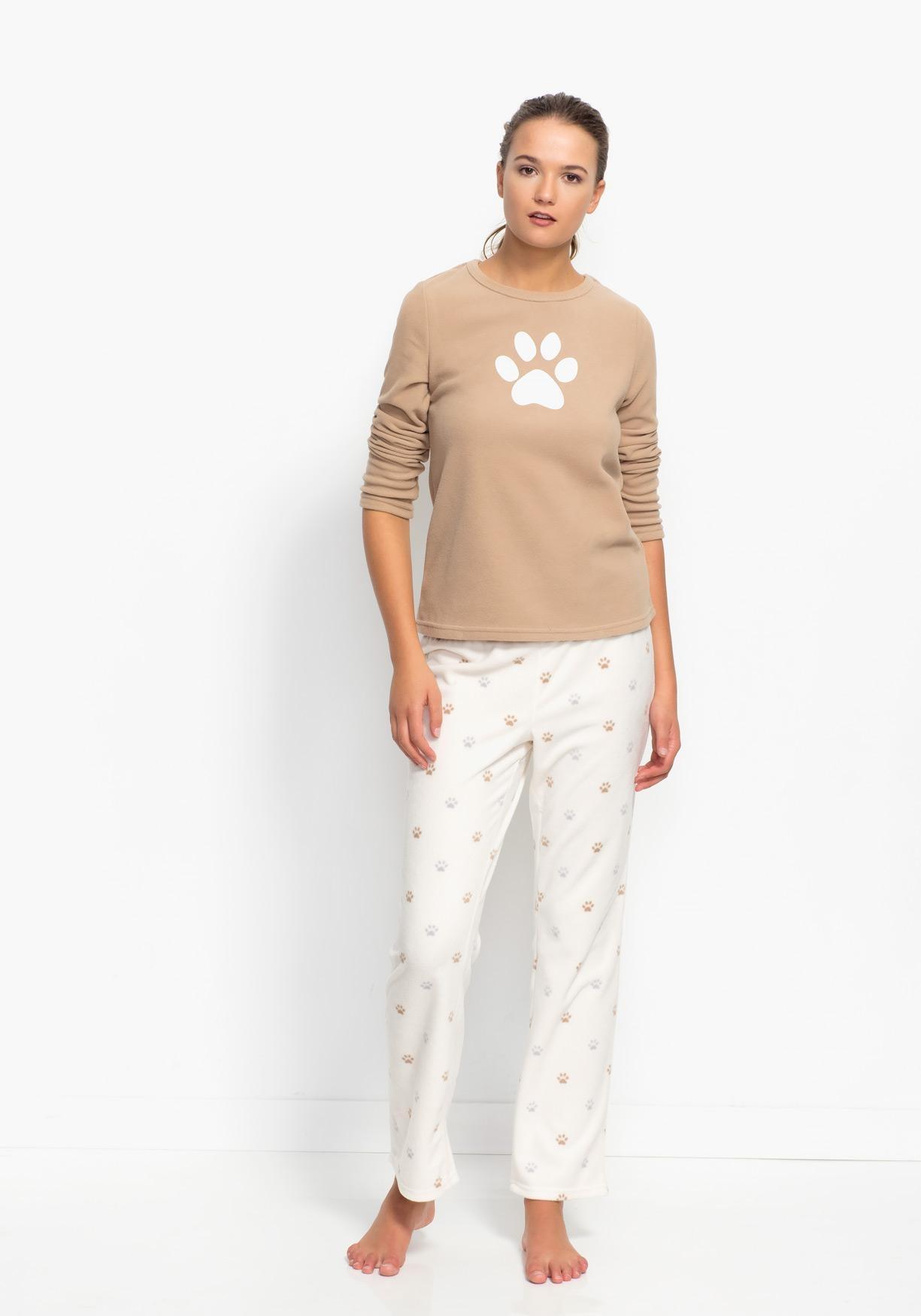 c78872021 Comprar Pijama largo polar TEX. ¡Aprovéchate de nuestros precios y ...