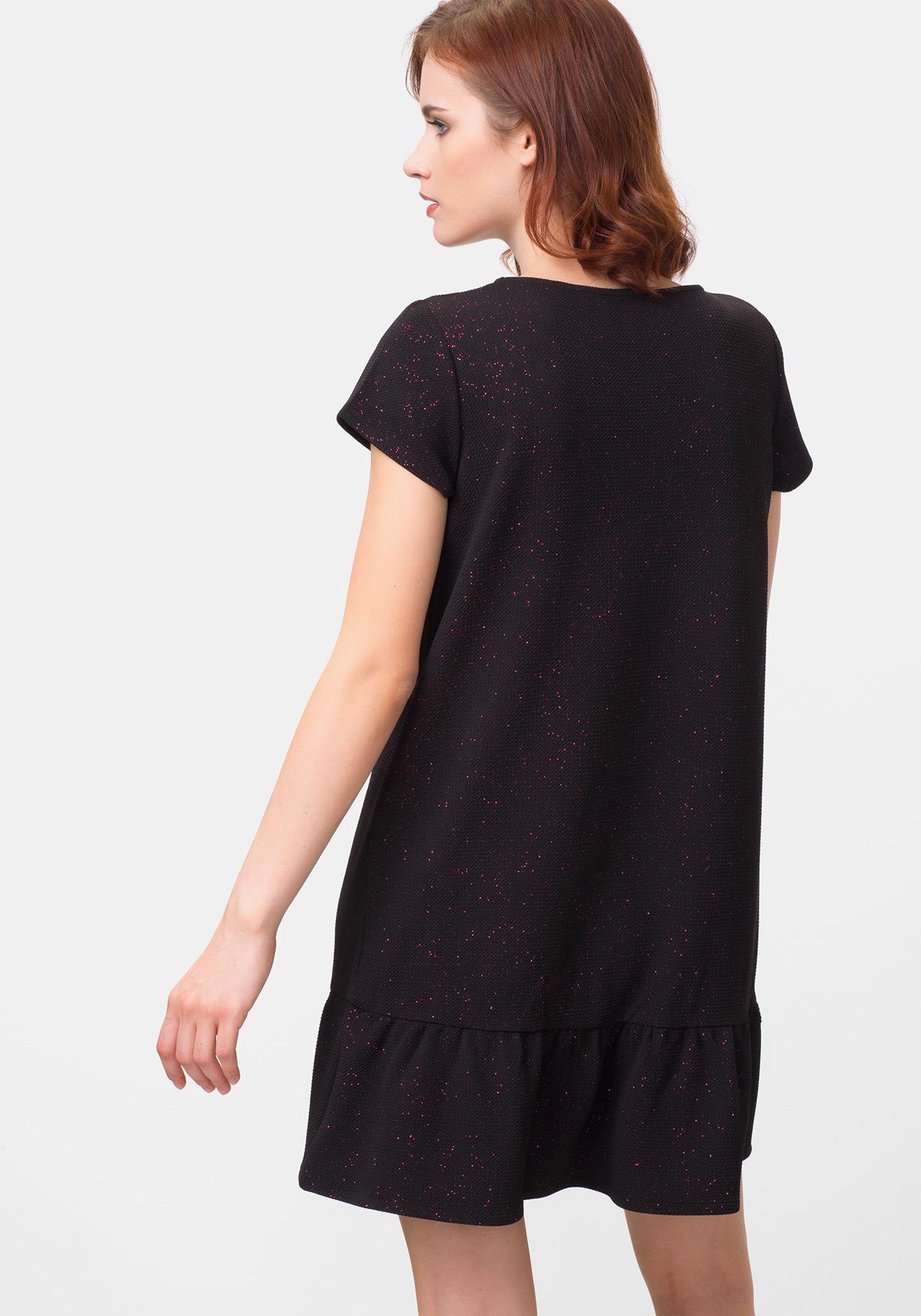 95e22ad3 Comprar Vestido corto con purpurina TEX. ¡Aprovéchate de nuestros ...