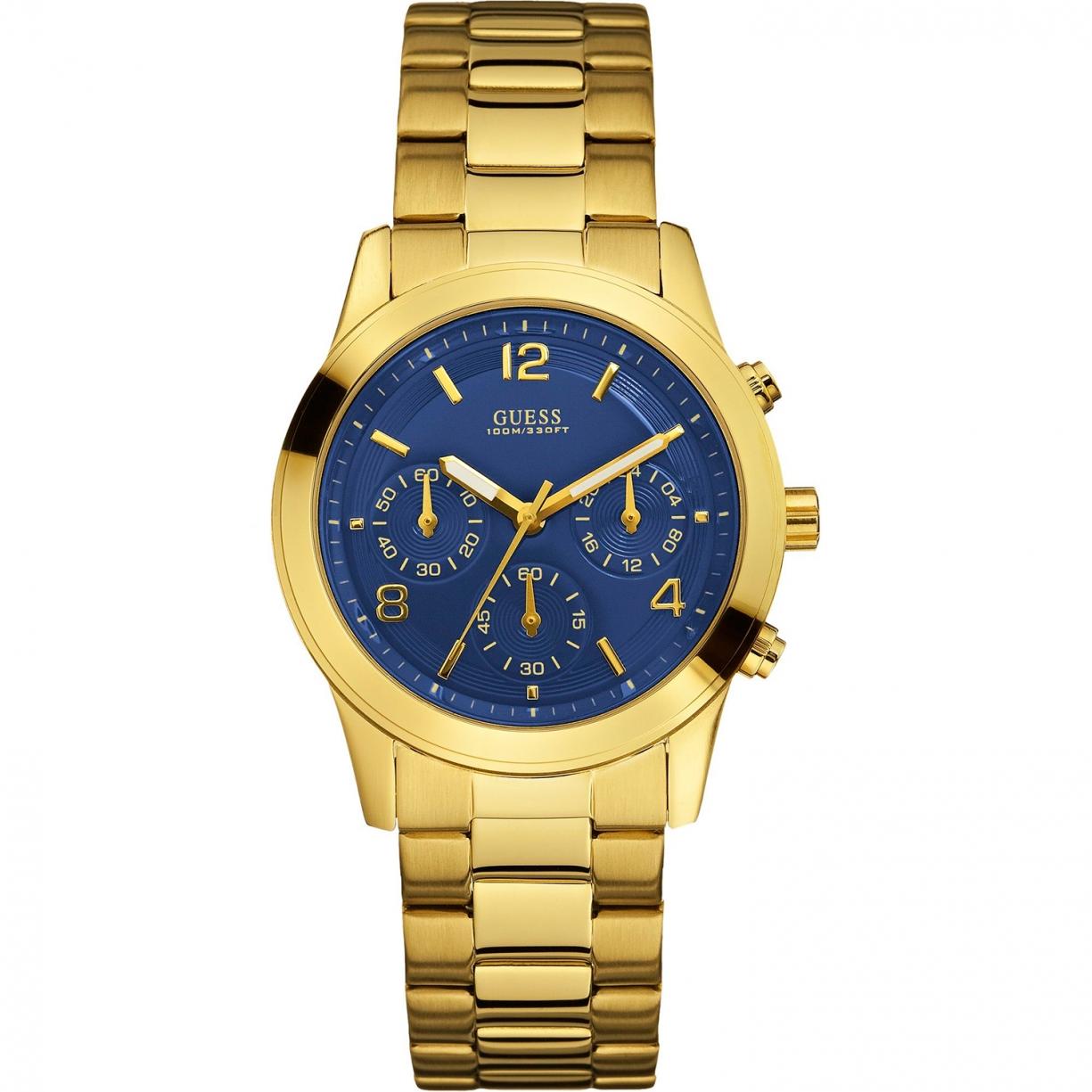 0af5a57c49a1 Reloj De Pulsera Guess Analogico Para Mujer. Modelo W13552l2