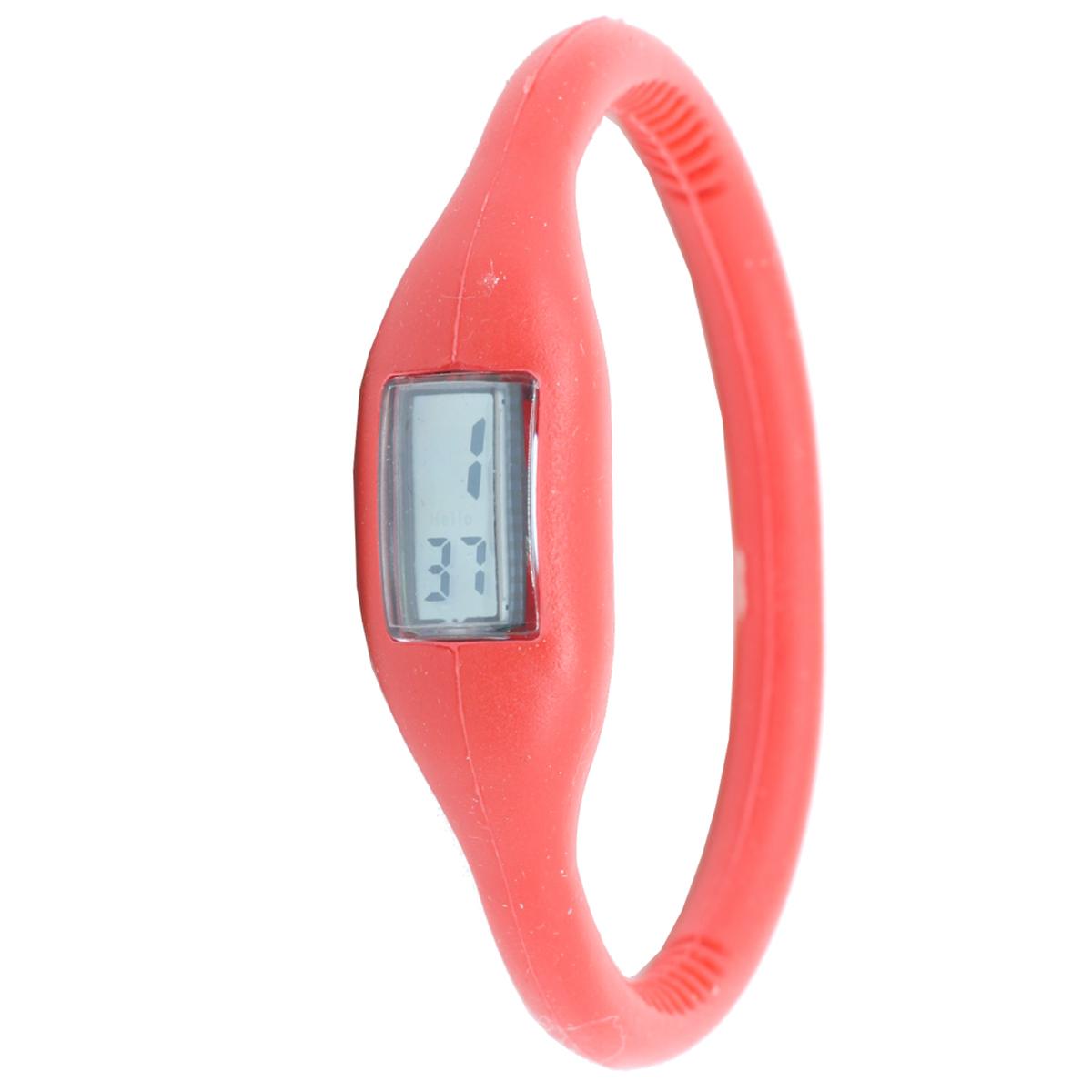 57b3111047a6 Reloj De Pulsera Christian Gar Digital Para Mujer. Modelo Cg08247-r