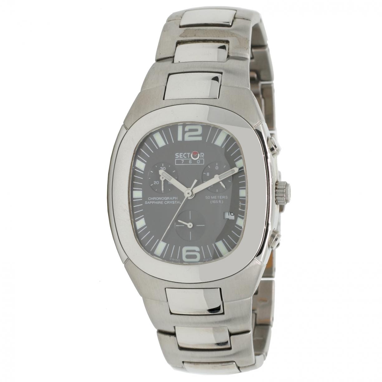 37e0e125e856 Reloj De Pulsera Sector Analogico Para Hombre. Modelo Sec78016