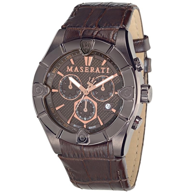 7d129aed3f0d Reloj De Pulsera Maserati Analogico Para Hombre. Modelo R8871611001