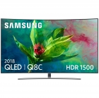 "TV QED 165,1 cm (65"") Samsung 65Q8C, Curvo, UHD 4K, Smart TV"