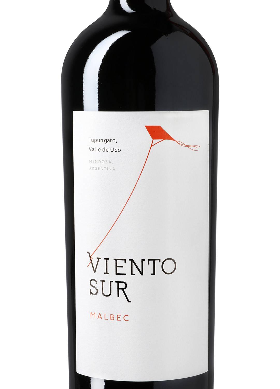 Viento Sur Malbec Tinto 2018 Comprar Vino Online Tienda