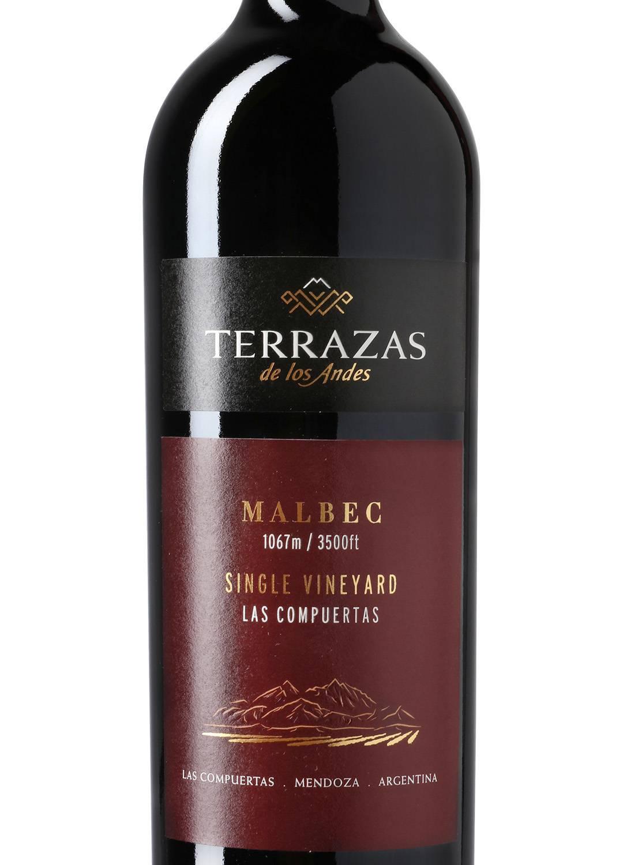 Single Vineyard Las Compuertas Tinto Reserva 2012 Comprar