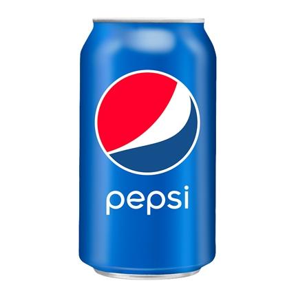 Refresco de cola Pepsi lata 33 cl.