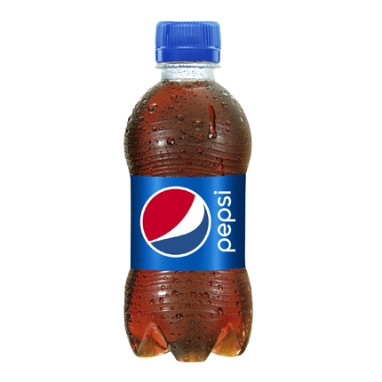 Refresco de cola Pepsi botella 33 cl.
