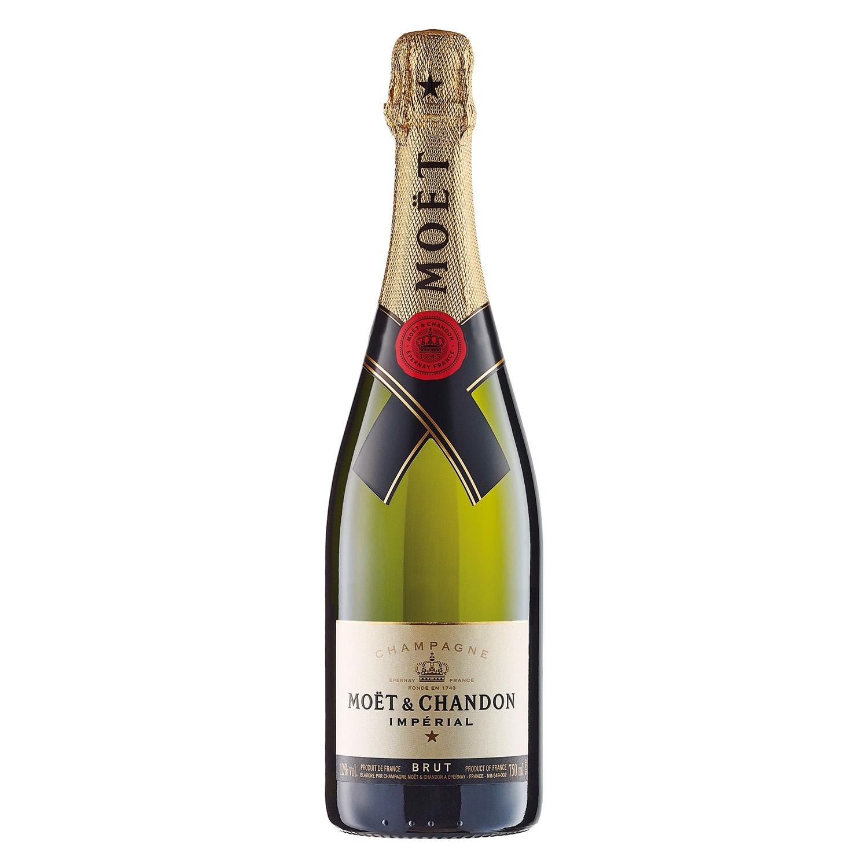 Champagne Moët & Chandon Imperial brut 75 cl.