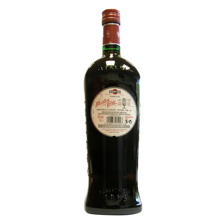 Vermut Martini rojo 1 l. -