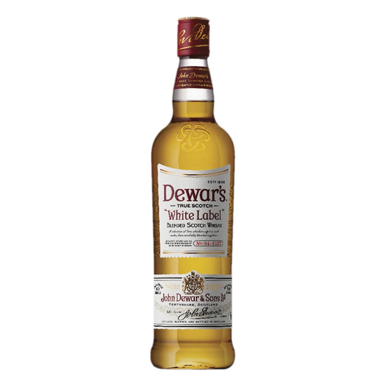 Whisky Dewar's White Label escocés 70 cl.
