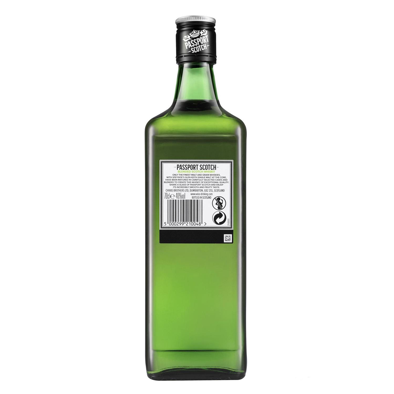 Whisky Passport Scotch escocés 70 cl. -