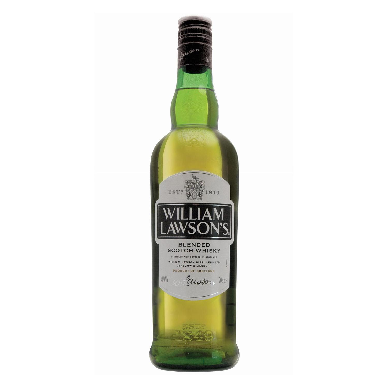 Whisky William Lawson's escocés 70 cl.