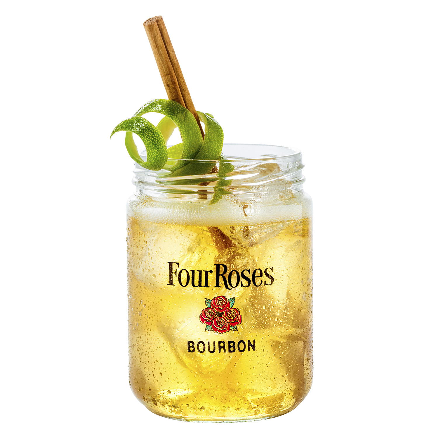 Whisky Four Roses bourbon 70 cl. - 2