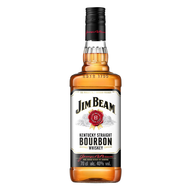 Whisky Jim Beam bourbon 70 cl.