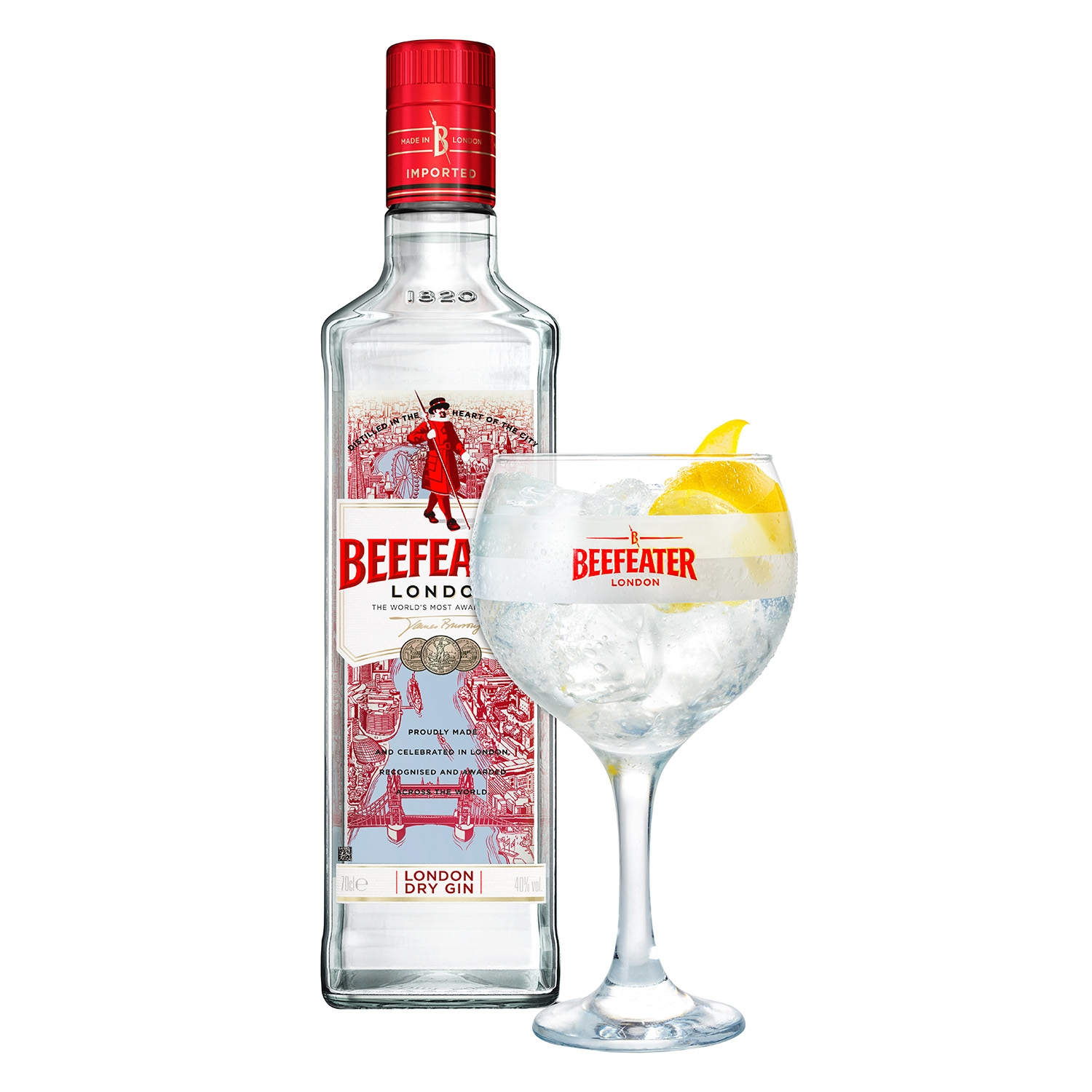 Ginebra Beefeater 70 cl. - 2