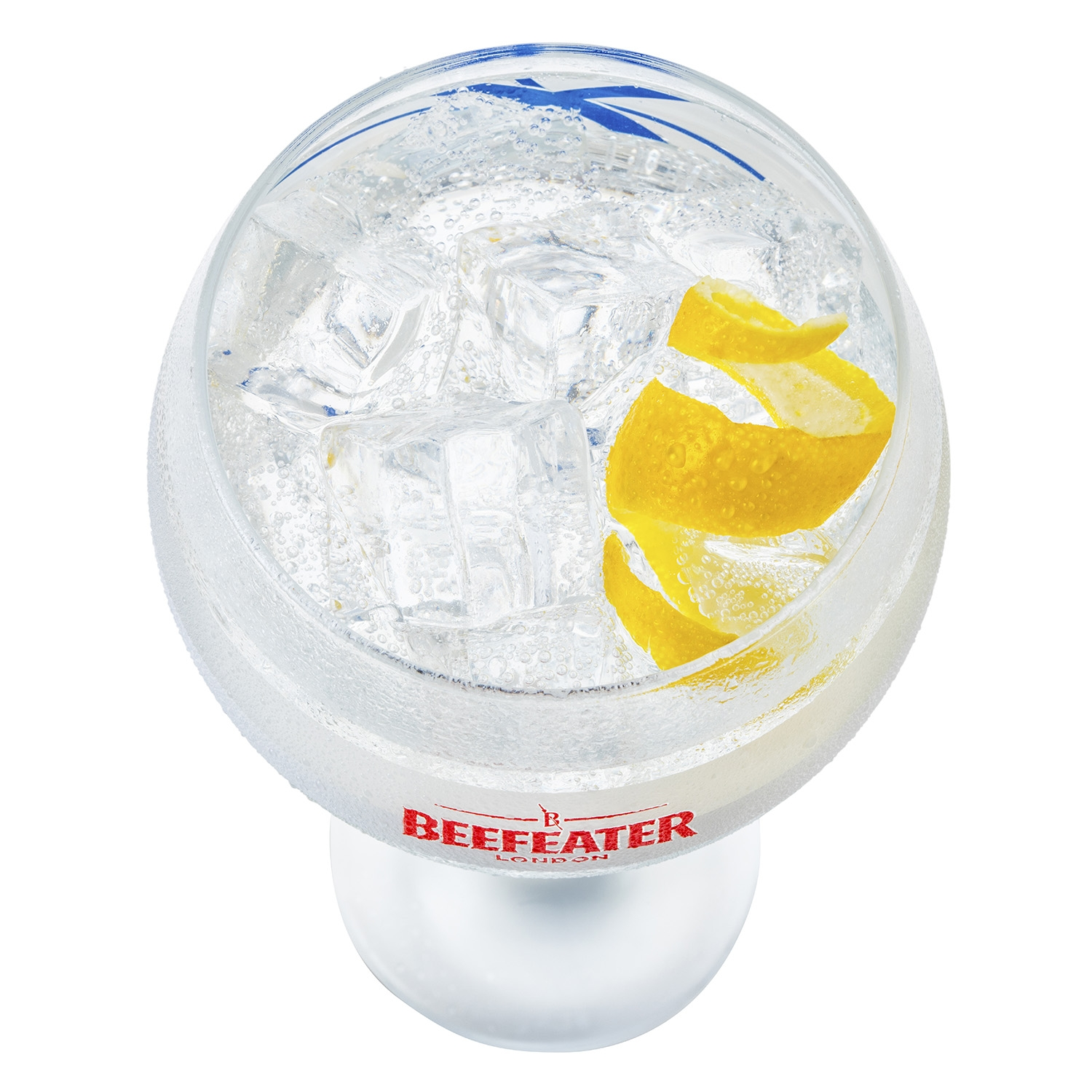 Ginebra Beefeater 70 cl. - 3