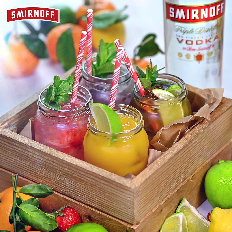 Vodka Smirnoff 70 cl. - 2
