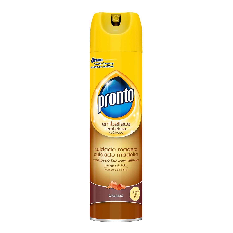 Limpiamuebles Pronto 300 ml.