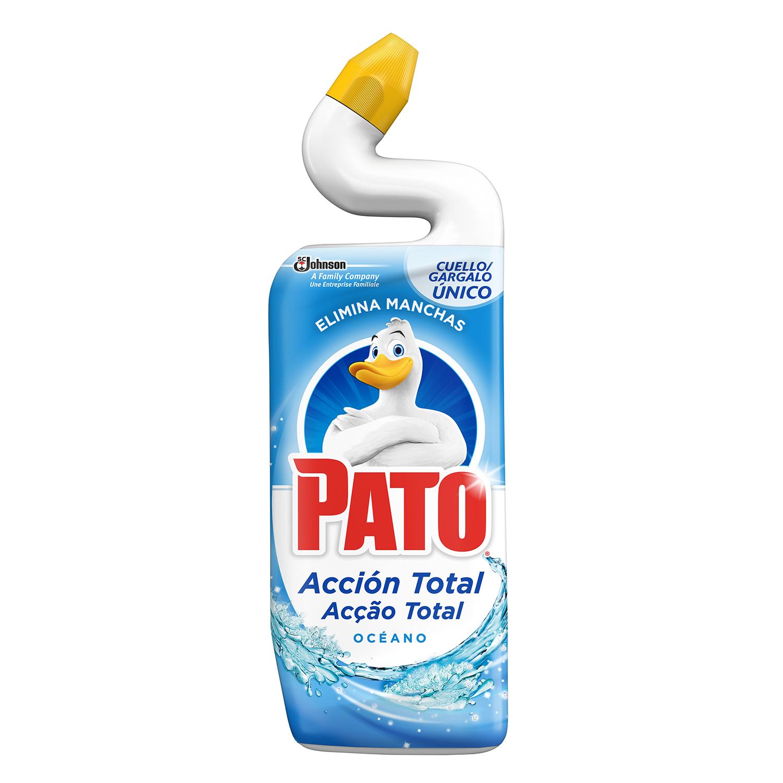 Limpiador de inodoros Pato 750 ml.