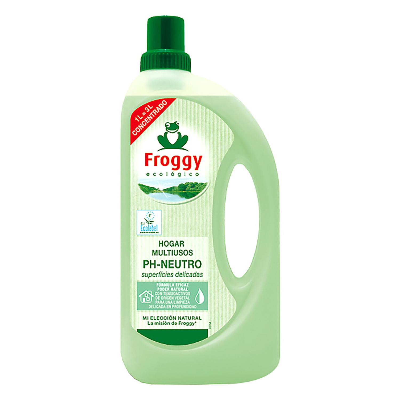 Limpiahogar ecológico ph neutro