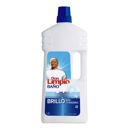 Limpiador de baño Don Limpio 1,5 l.