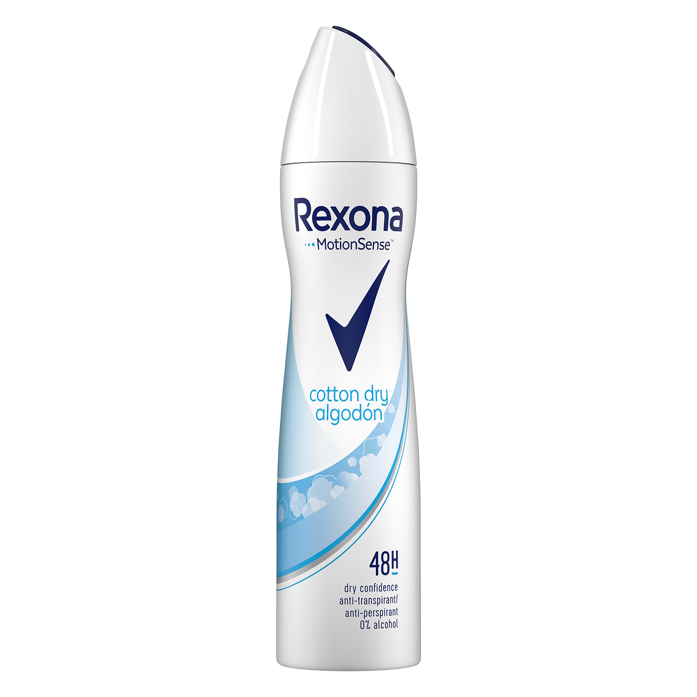 Desodorante algodón MotionSense