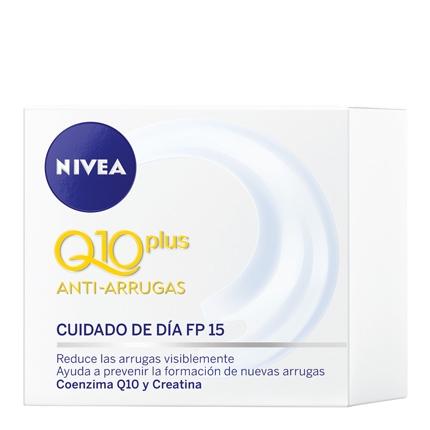 Cuidado de día FP 15 anti-arrugas Nivea 50 ml.