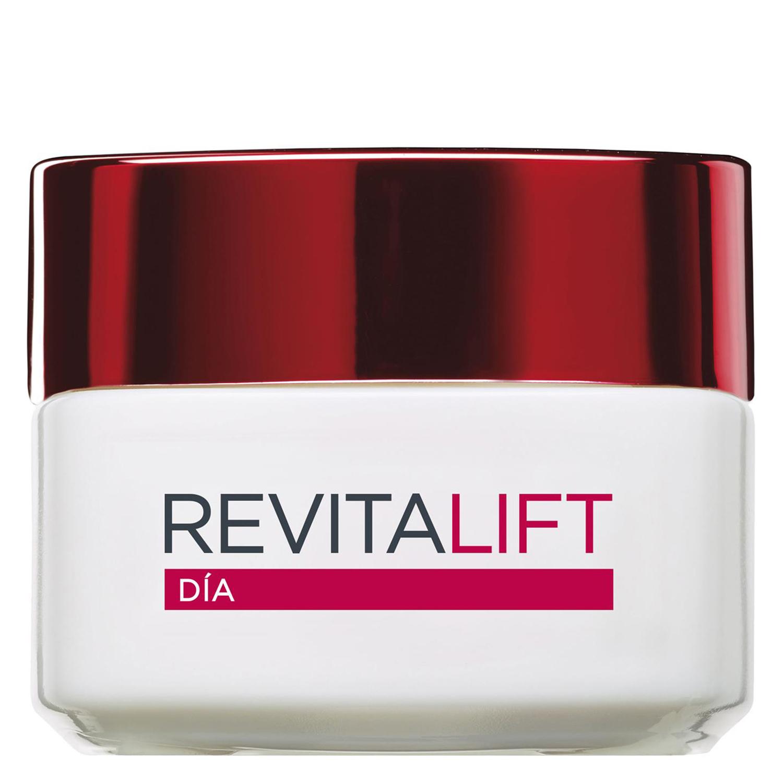Crema de día antiarrugas + firmeza L'Oréal-Revitalift 50 ml. -