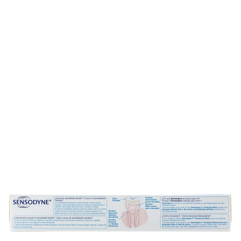 Dentífrico para dientes sensibles Protección Diaria Sensodyne 75 ml. - 2