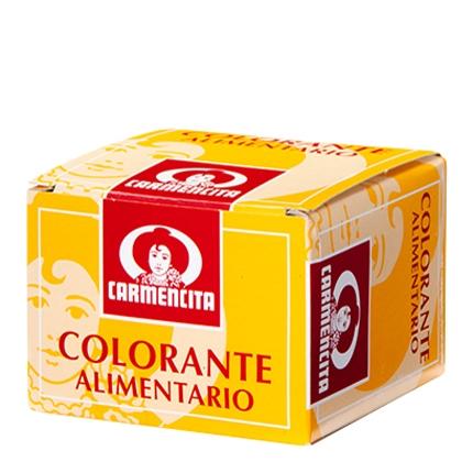 Colorante alimentario Carmencita 35 g.