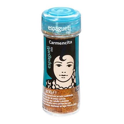 Sazonador para espagueti Carmencita 38 g.