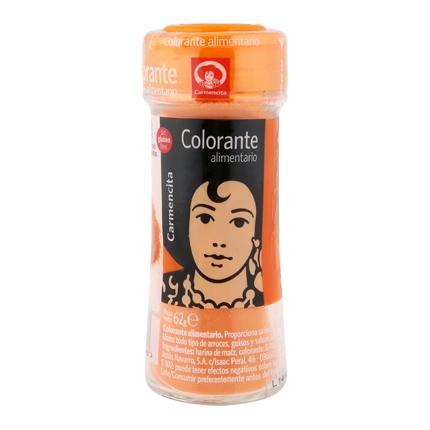Colorante alimentario Carmencita 60 g.