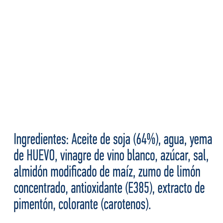 Mayonesa Hellmann's tarro 225 ml. - 2