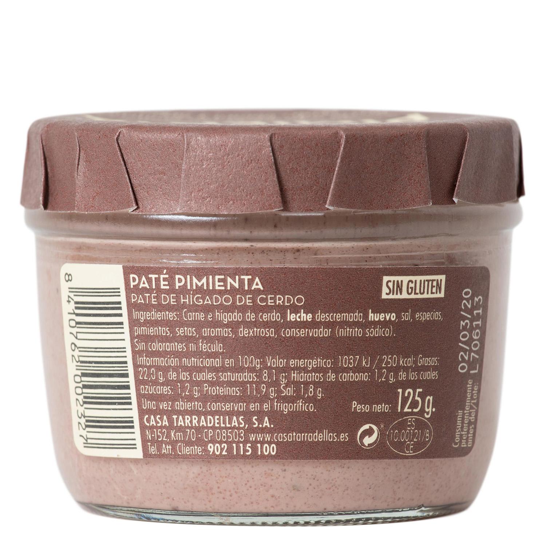 Paté a la pimienta - 2