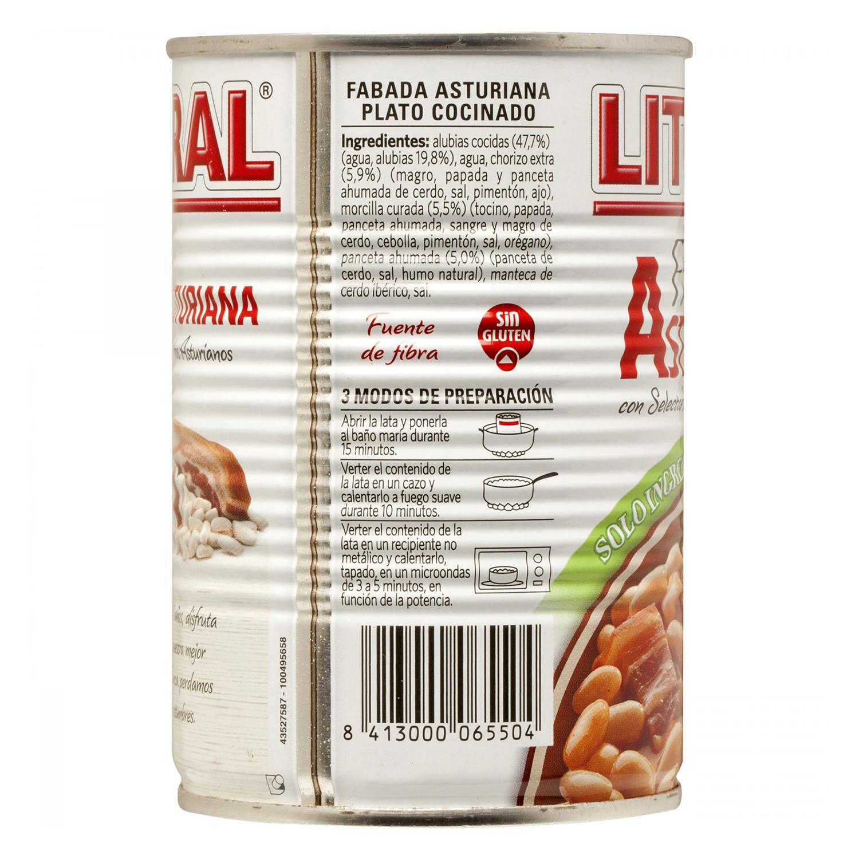 Fabada asturiana -