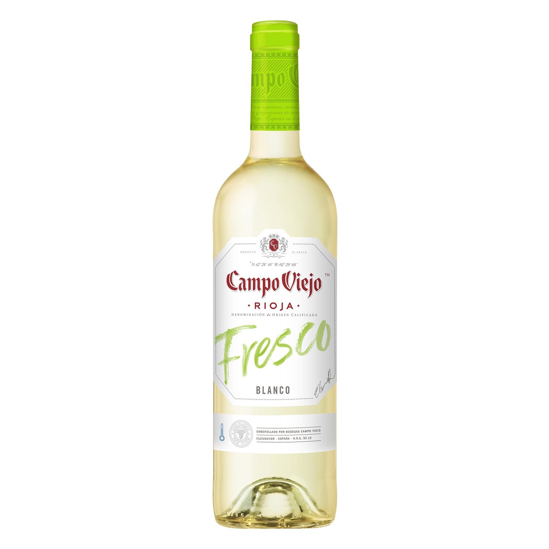 Vino D.O. Rioja blanco verdejo Campo Viejo 75 cl.