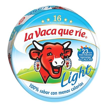 Resultado de imagen de quesitos la vaca que rie light