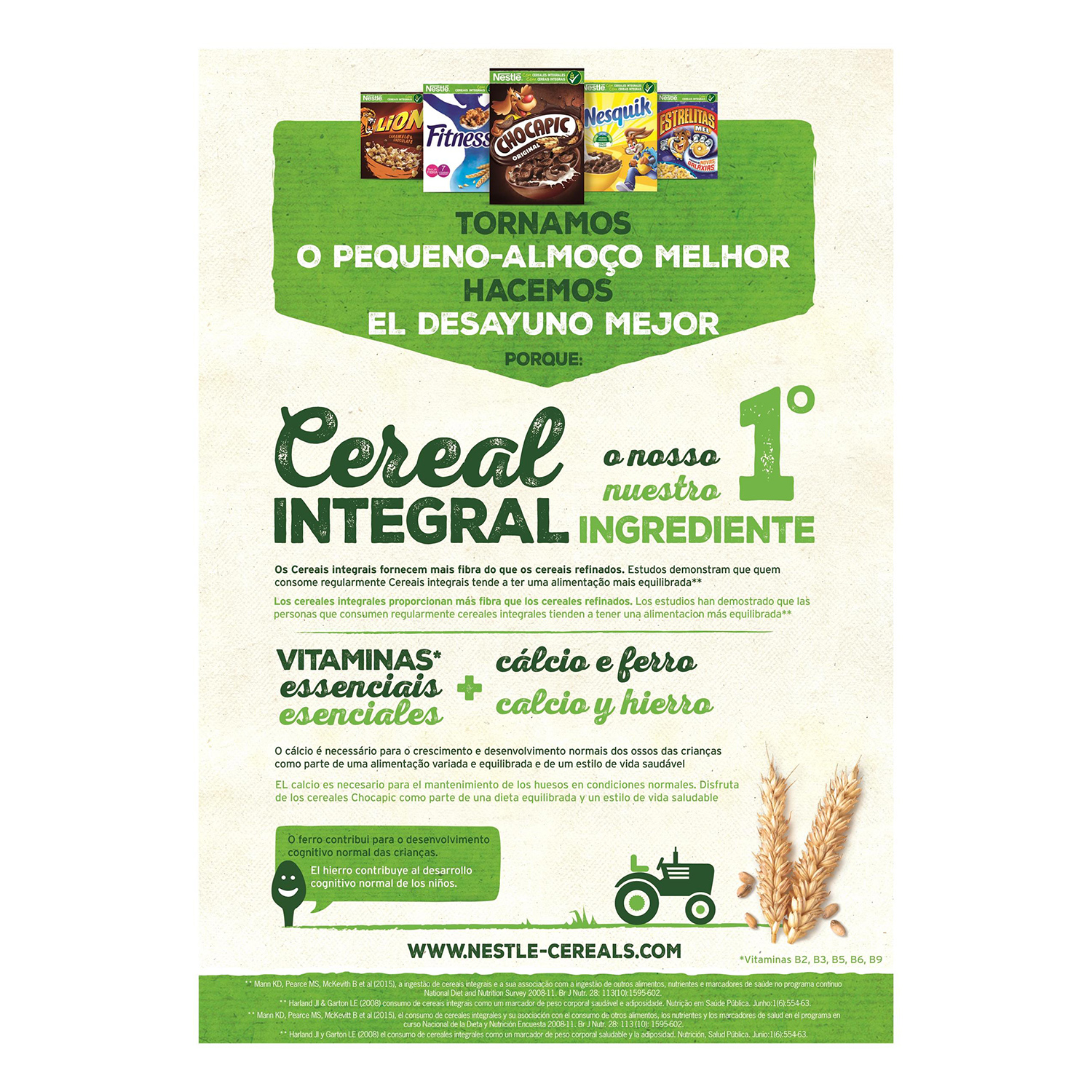 Cereales chocapic - 2