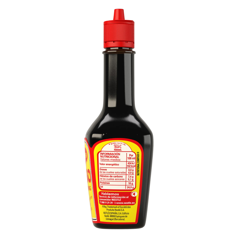 Jugo condimento Maggi botella 125 g. - 2