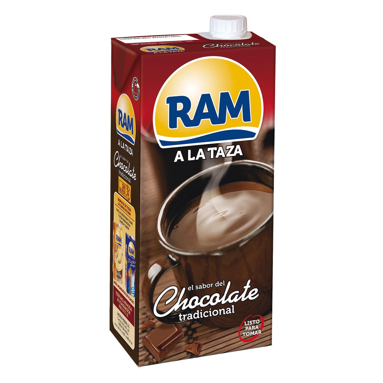 Chocolate a la taza listo para tomar Ram 1 l.