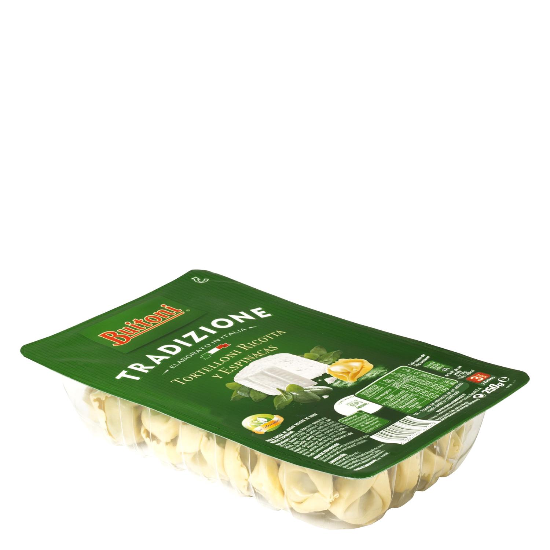 Tortelloni de ricotta y espinacas Buitoni 250 g. -
