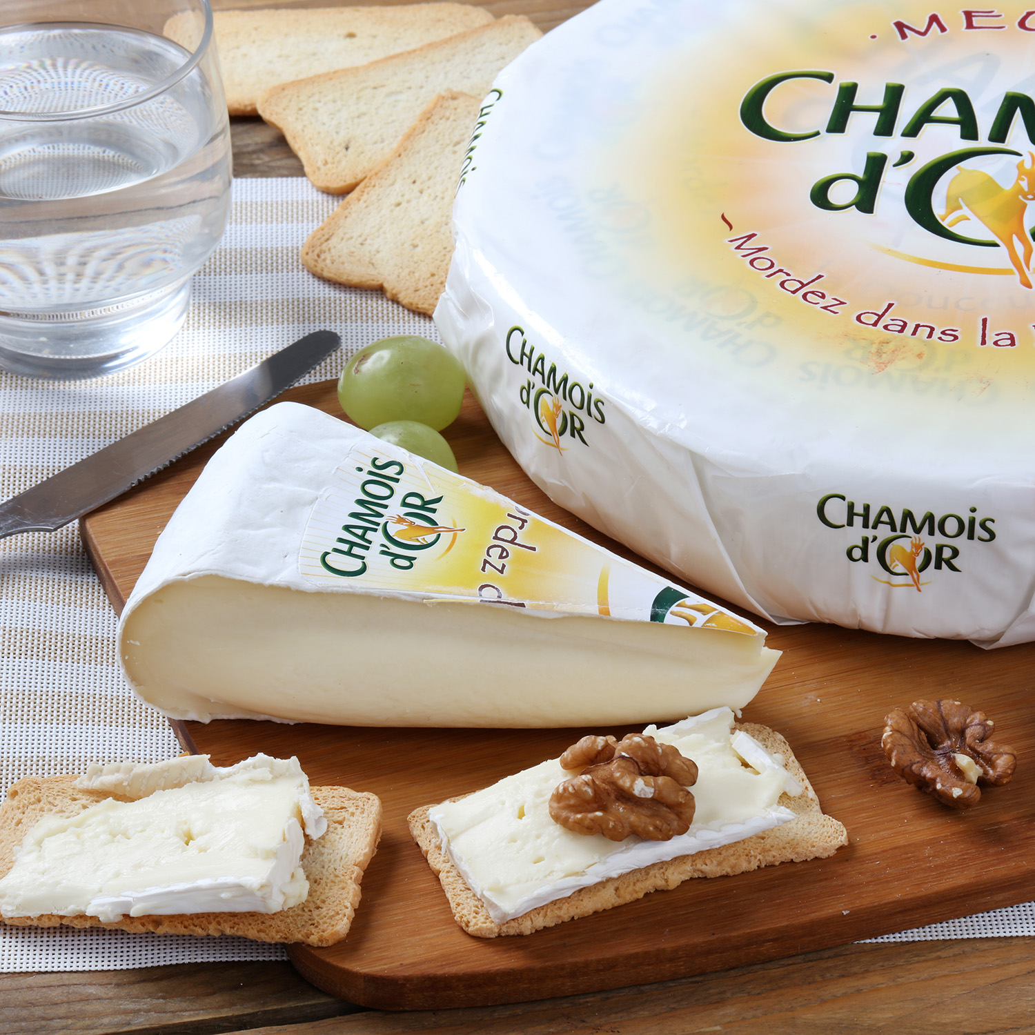 queso chamois d`or
